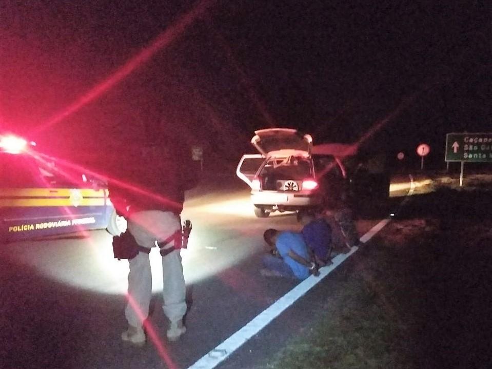 Dois homens de Cachoeirinha que auxiliavam a fuga também foram presos