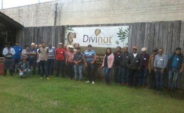Grupo de Candiota esteve em Cachoeira do Sul esta semana