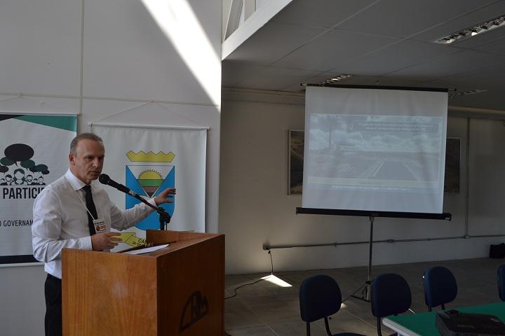 Sílvio Marques Dias Neto expôs a necessidade de mudanças para  maior competitividade do carvão mineral