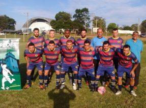 Grêmio Esportivo Candiota se destacou com uma das equipes