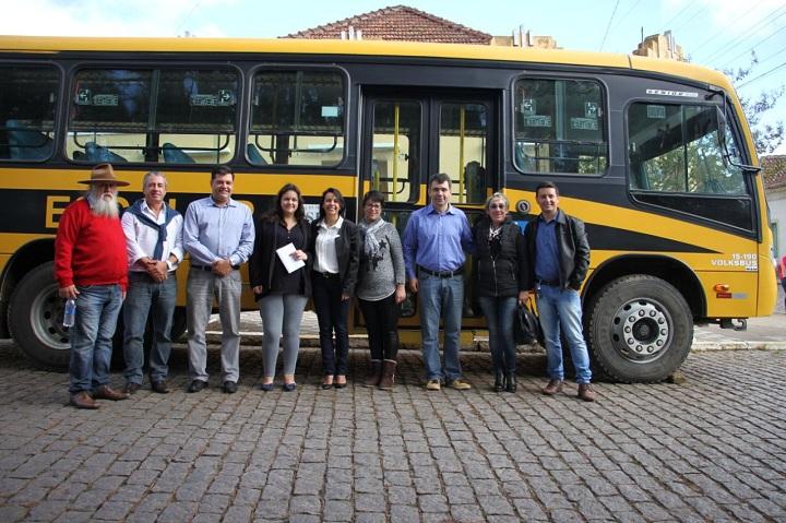 Veículo foi entregue na sexta-feira (11) em Piratini