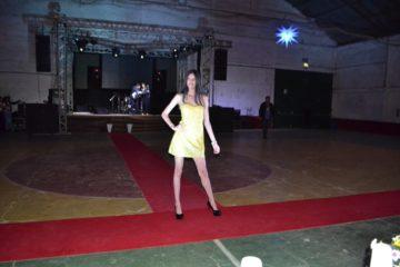 Modelo Lara Teixeira