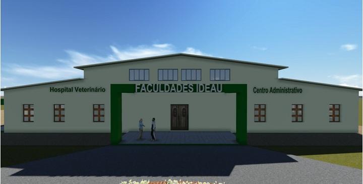 Projeto do hospital veterinário
