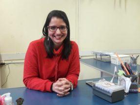 Diretora Fernanda Moreira disse que a integração de  professores e funcionários é necessária para a escola
