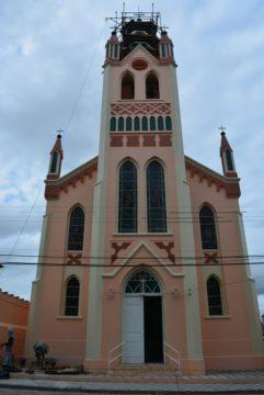 Paróquia necessita da ajuda comunidade para conclusão da obra