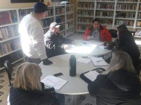 Comissão Organizadora da festa tem se reunido duas vezes por  semana na biblioteca municipal
