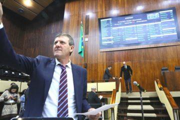 Deputado Sossella comemorou aprovação do projeto