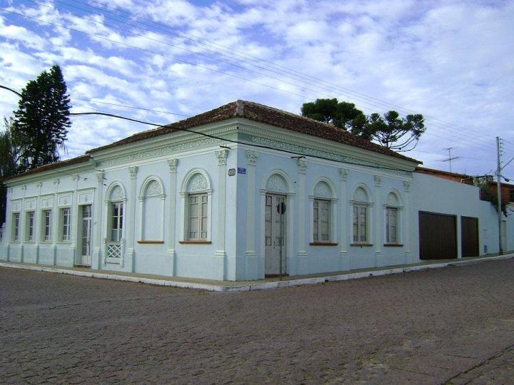 70 construções antigas de Pinheiro Machado servirão de base para os cadastros