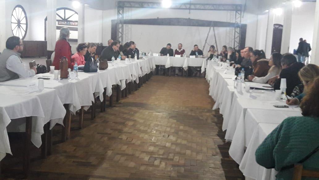 A reunião visa pactuar ações para a melhoria dos serviços prestados na região