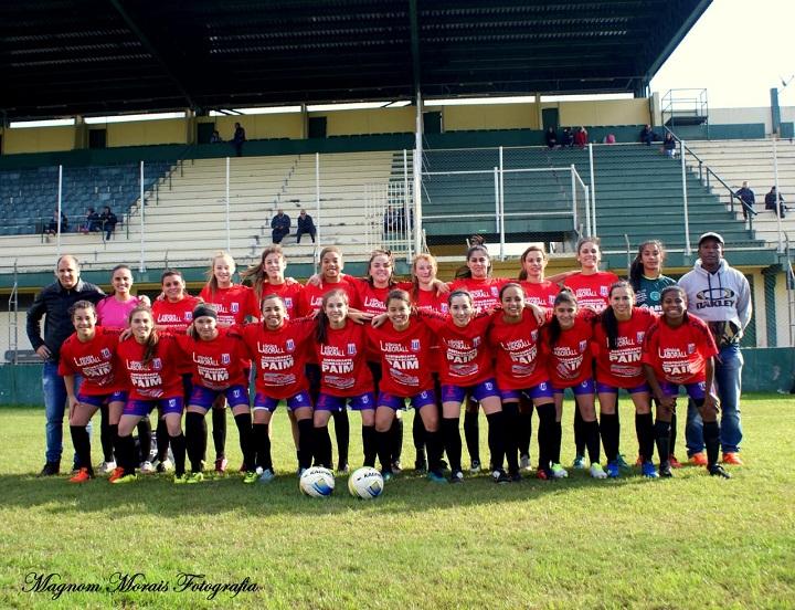 Equipe da Aeje enfrentou o Grêmio de Porto Alegre