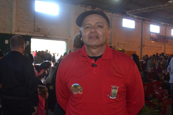 Prefeito Renato Machado mostrou satisfação com a festividade deste ano