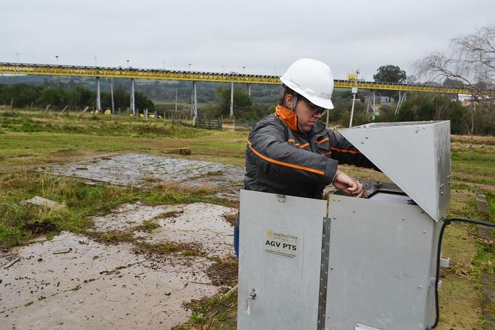 Em paralelo aos testes na correia, estão sendo realizadas medições de ruídos e de emissões atmosféricas com filtros posiocionados em locais estratégicos