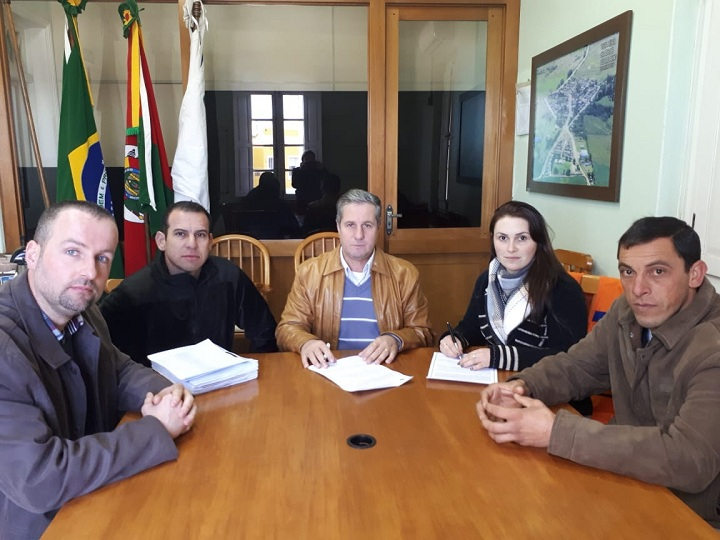 Jerusa irá fornecer mais de R$ 118 mil em  produtos para o município