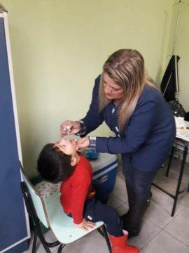 Municípios já estão realizando as imunizações