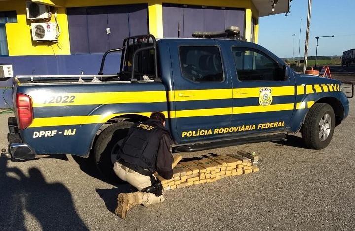 As drogas foram entregues à Polícia Civil de Bagé