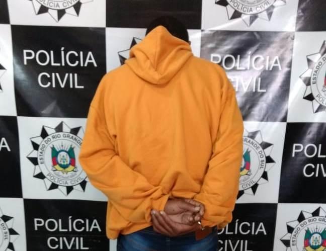 Acusado de 41 anos foi preso por fornecer informações privilegiadas